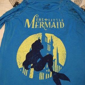 Little mermaid long sleeve